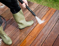Deck Staining & Painting Services